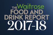 Waitrose Food and Drink Report 2017 Logo