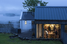 Good Food Guide 2018 - Restaurant of the Year, The Three Chimneys Isle of Skye 1