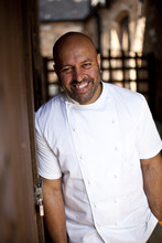 Good Food Guide 2018 - Best Front of House, Chef Sat Bains from Restaurant Sat Bains