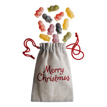 Waitrose Mini Gift Bag with Jelly Babies - Christmas 2017
