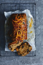 ​Fruity Earl Grey tea loaf