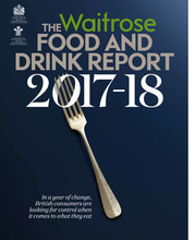 Waitrose Food and Drink Report 2017 Cover