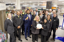 Waitrose Winchmore Hill opening - Partners
