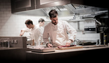 Good Food Guide 2018 - Chef of the Year - Casamia, Peter Sanchez-Iglesias