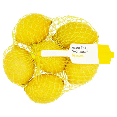 essential Waitrose Lemons