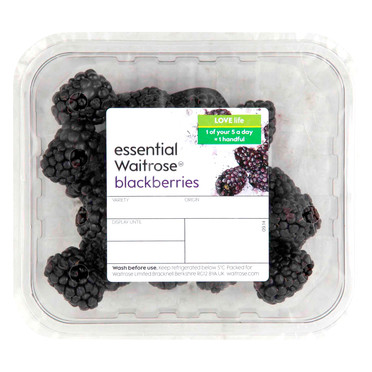 essential Waitrose Blackberries