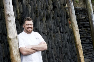 Good Food Guide 2018 - Nathan Outlaw, GFG No.1, Restaurant Nathan Outlaw - photo credit Kate Whitaker